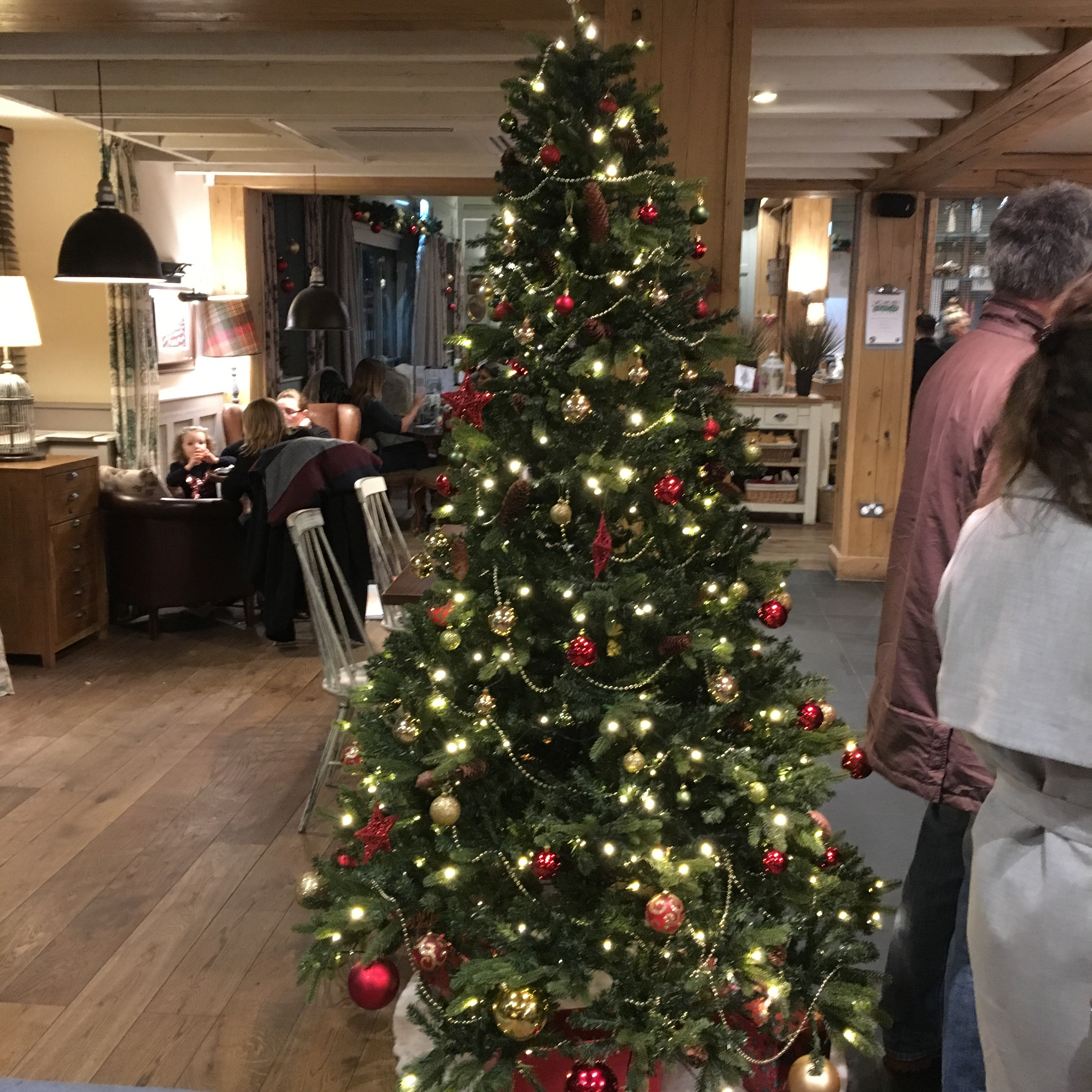 Christmas in full swing at The Prince George