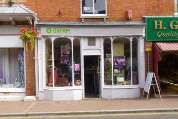 Oxfam Milton Keynes