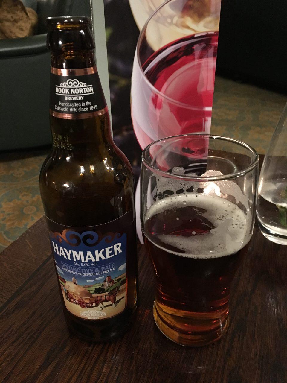 Haymaker beer