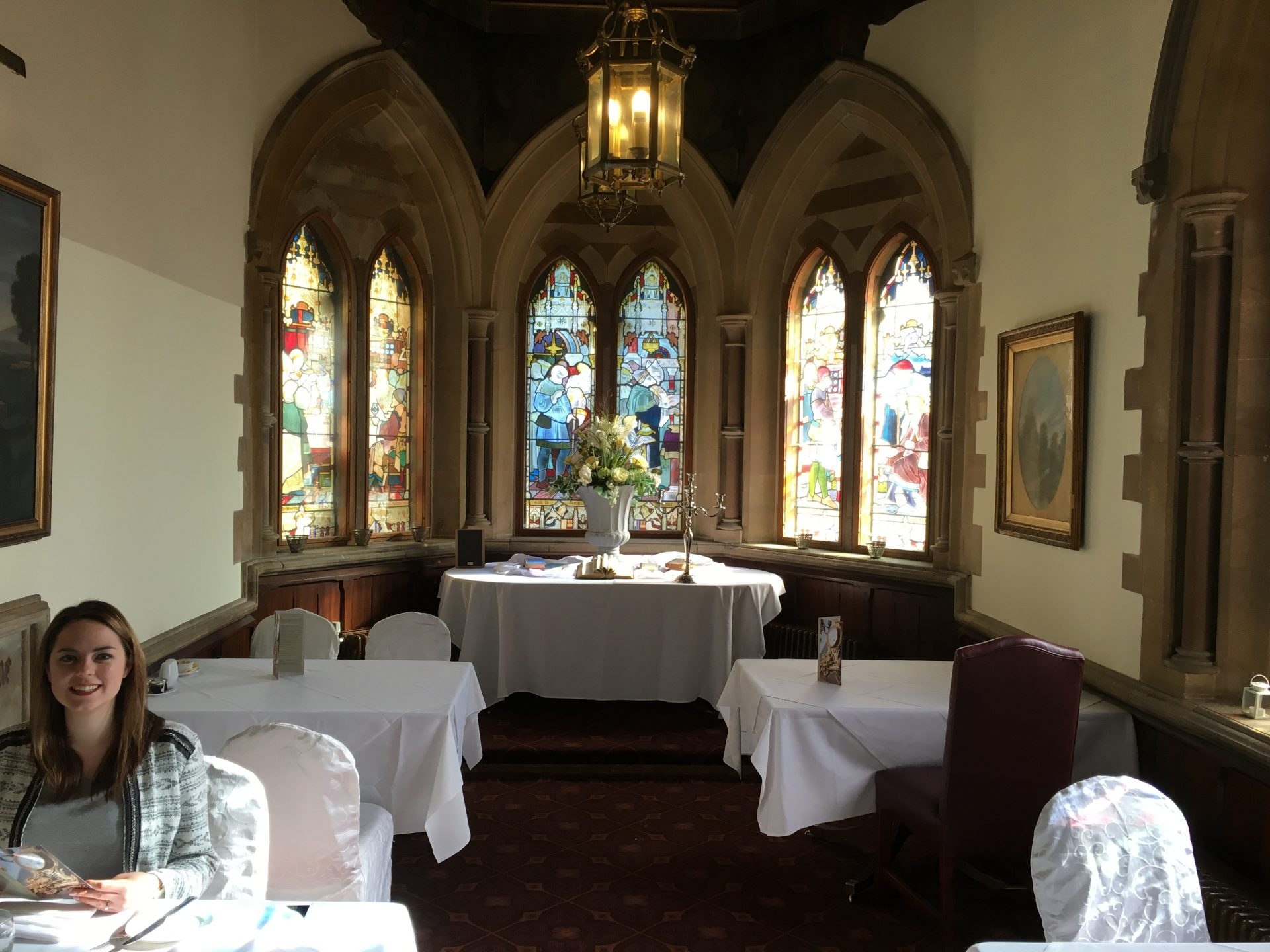 Ettington Park hotel - chapel