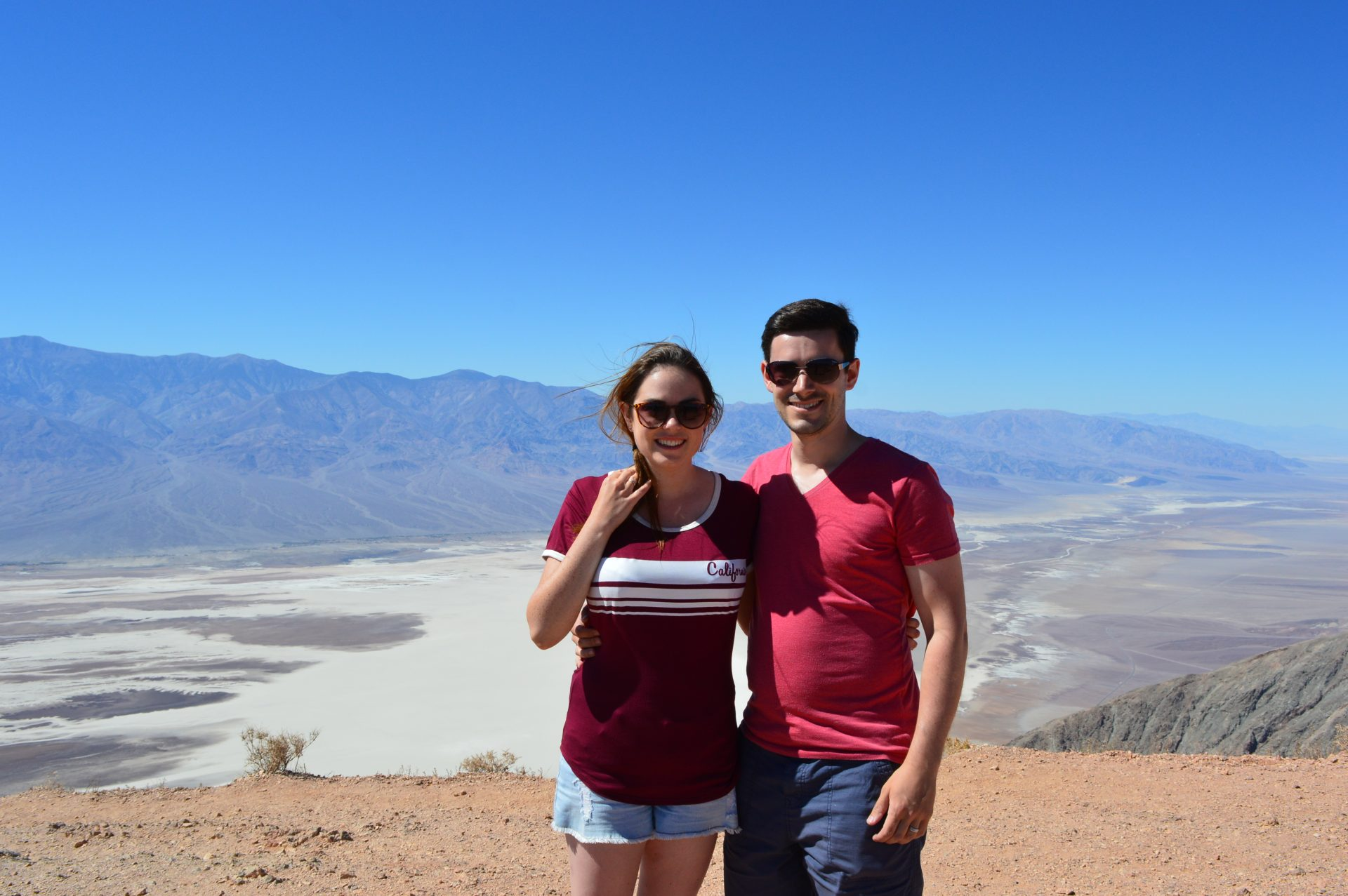 Dante's View Death Valley
