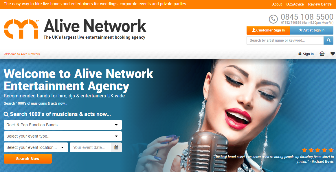 Alive Network