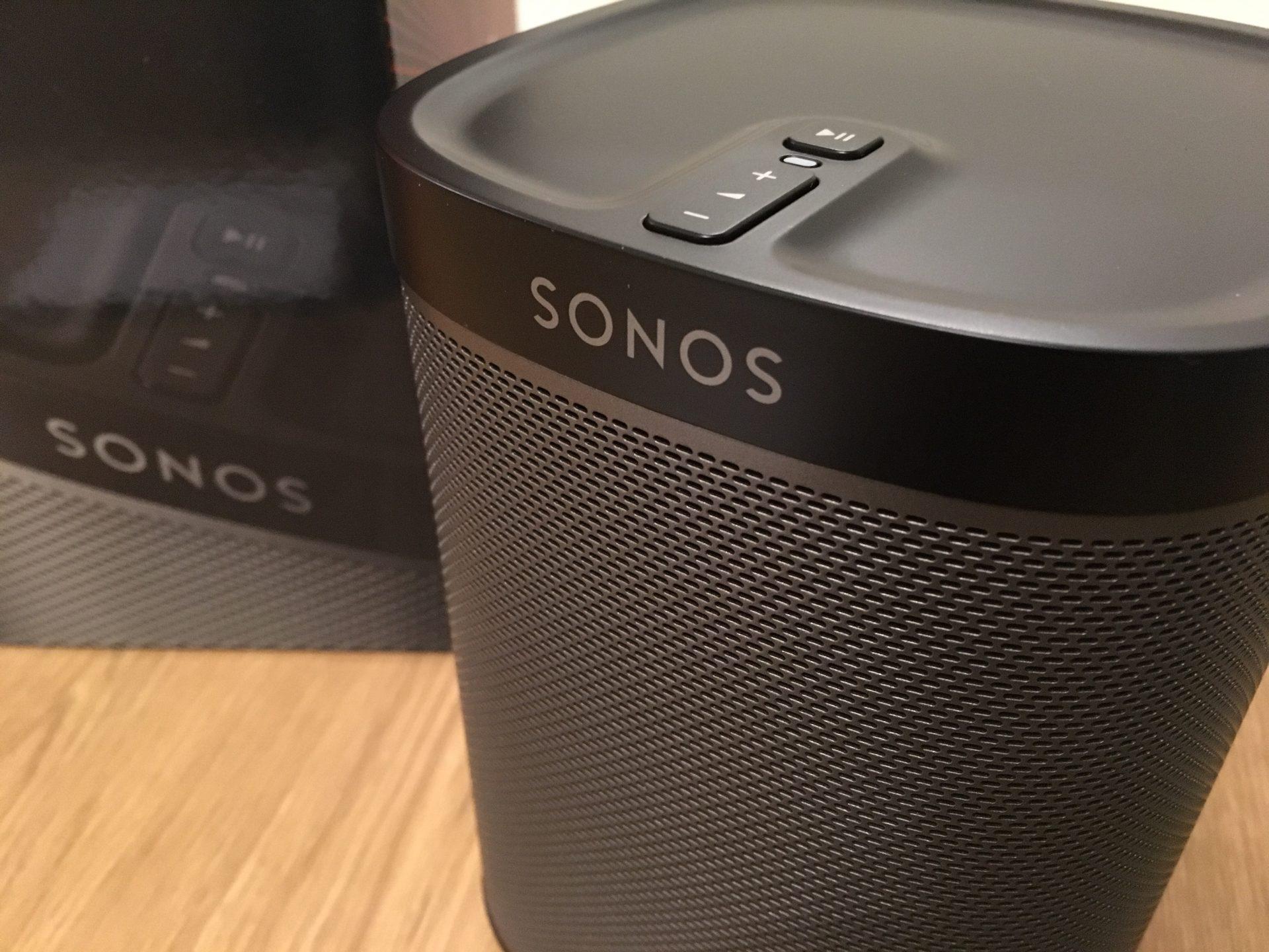 Sonos Play:1 wireless speaker