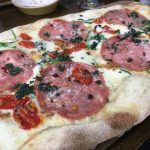 Dining at Zizzi, The Hub Milton Keynes