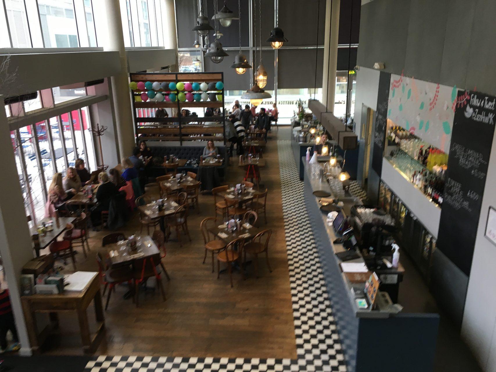 Zizzi's The Hub Milton Keynes