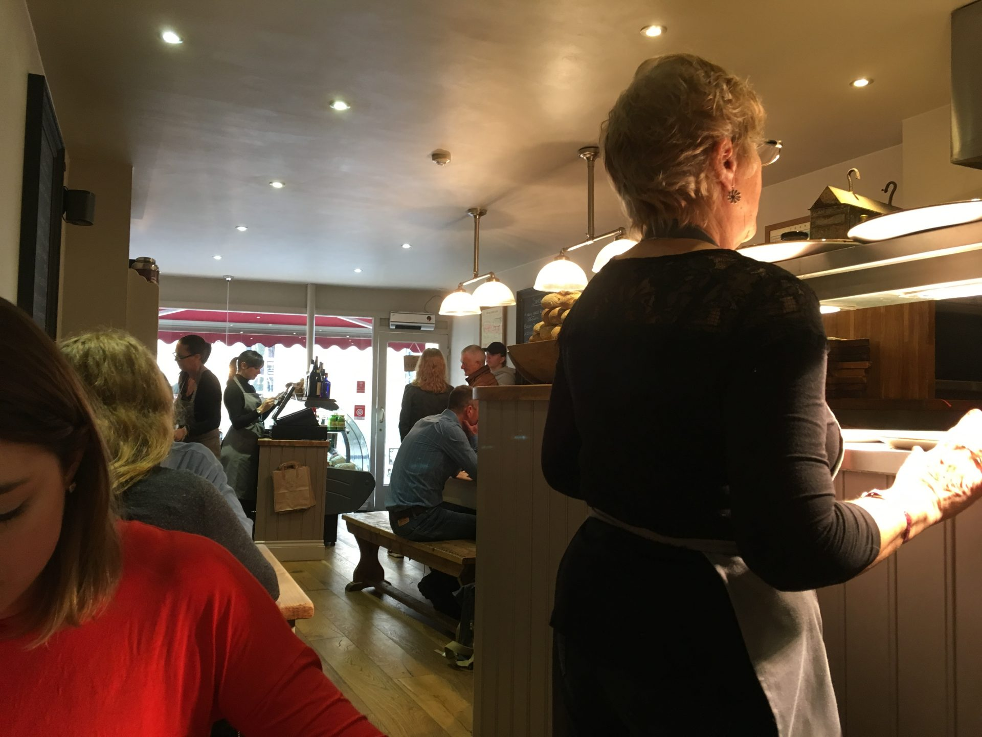 Mannion & Co. Cafe, York