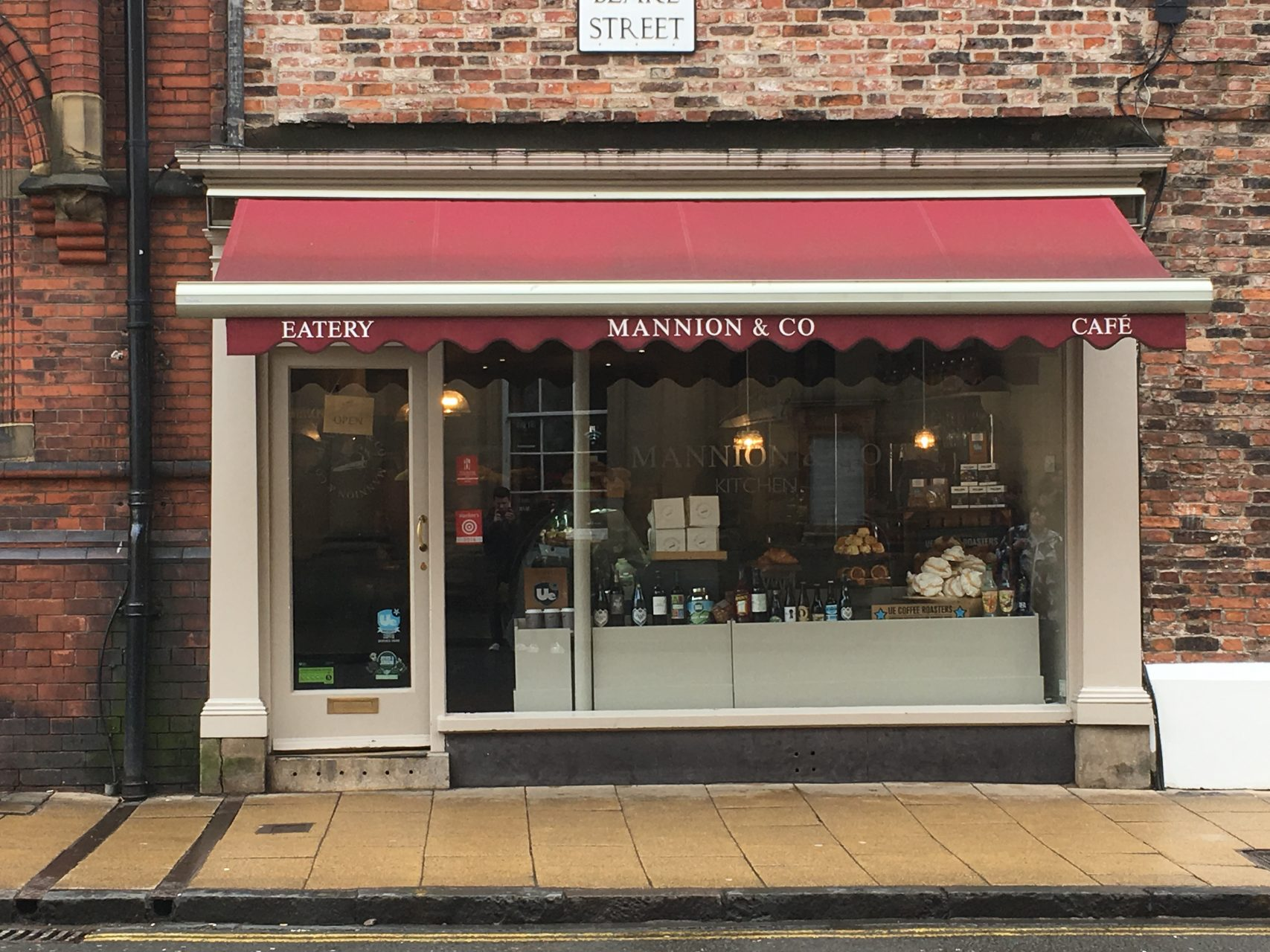 Mannion & Co. Cafe, York