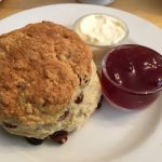 Cream Tea at The Flax & Twine Cafe, York