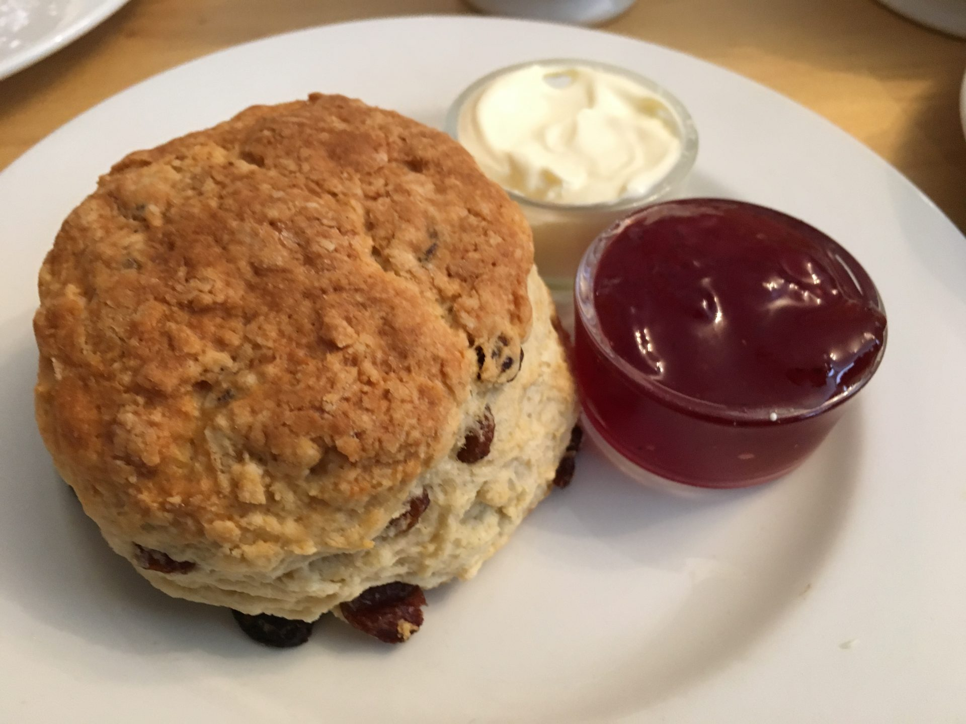 Cream Tea at The Flax & Twine, York