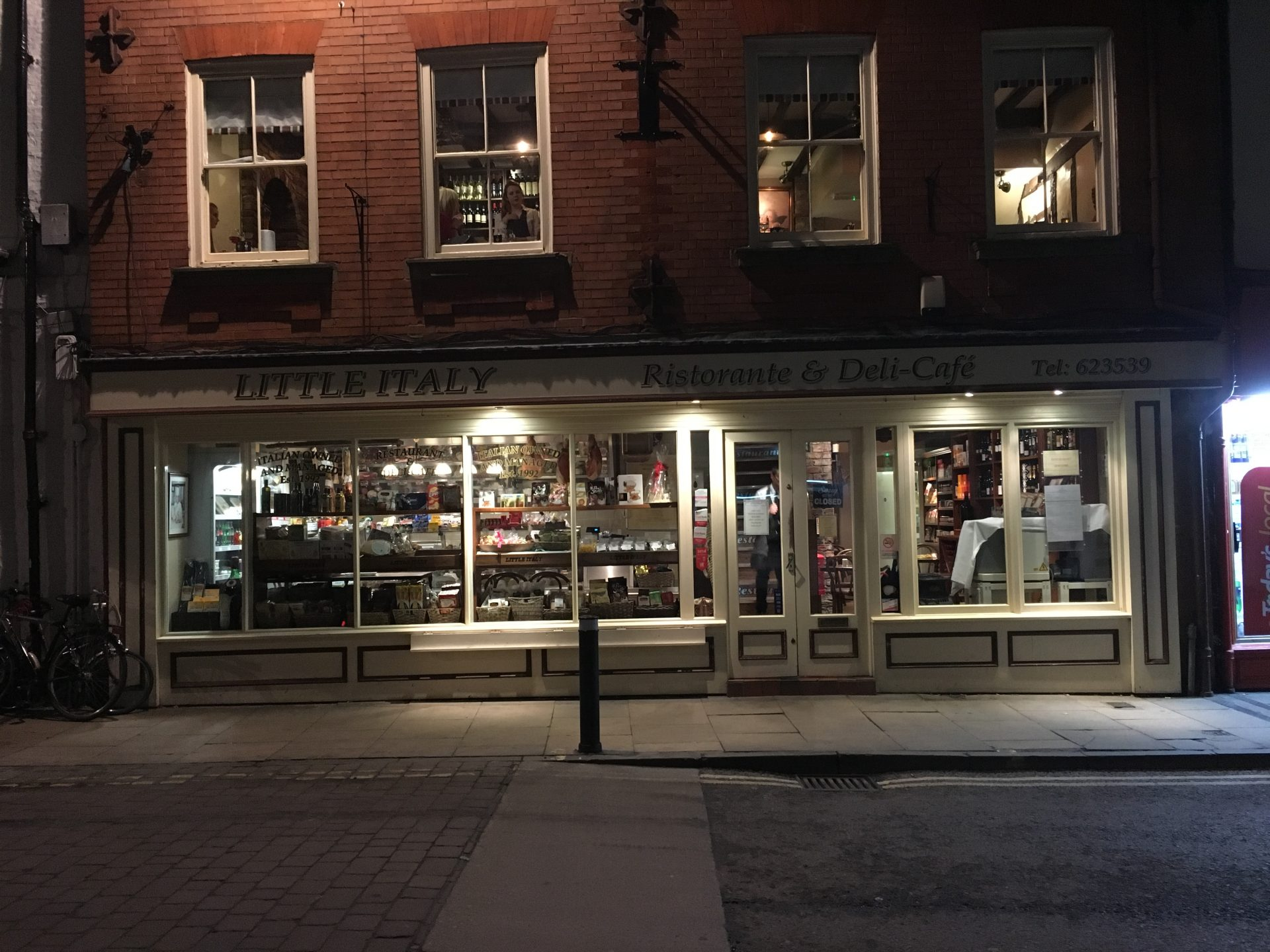 Little Italy Italian Restaurant, York