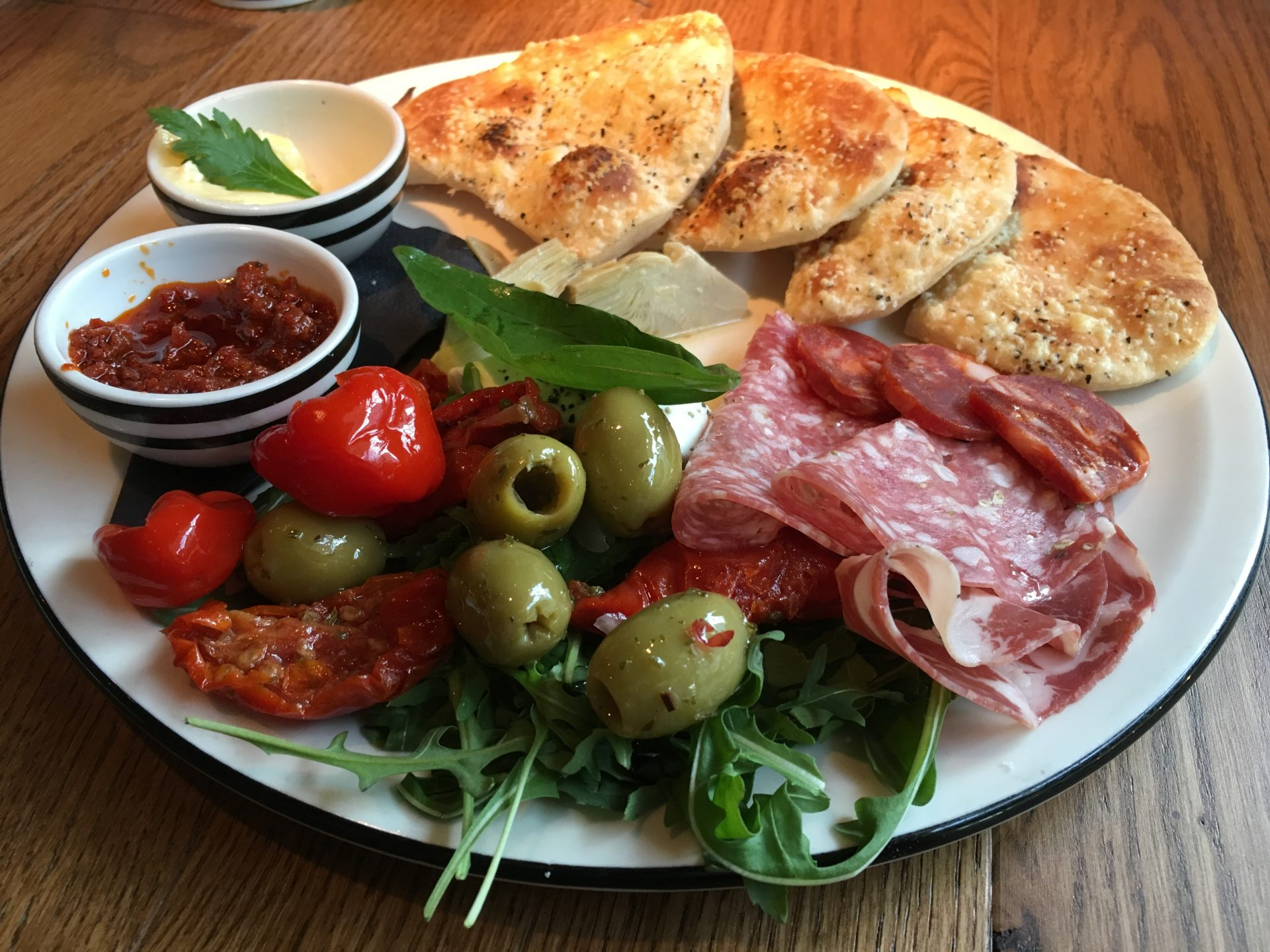 Pizza Express Antipasto