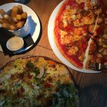 Dinner at a Bletchley Park Inspired Pizza Express