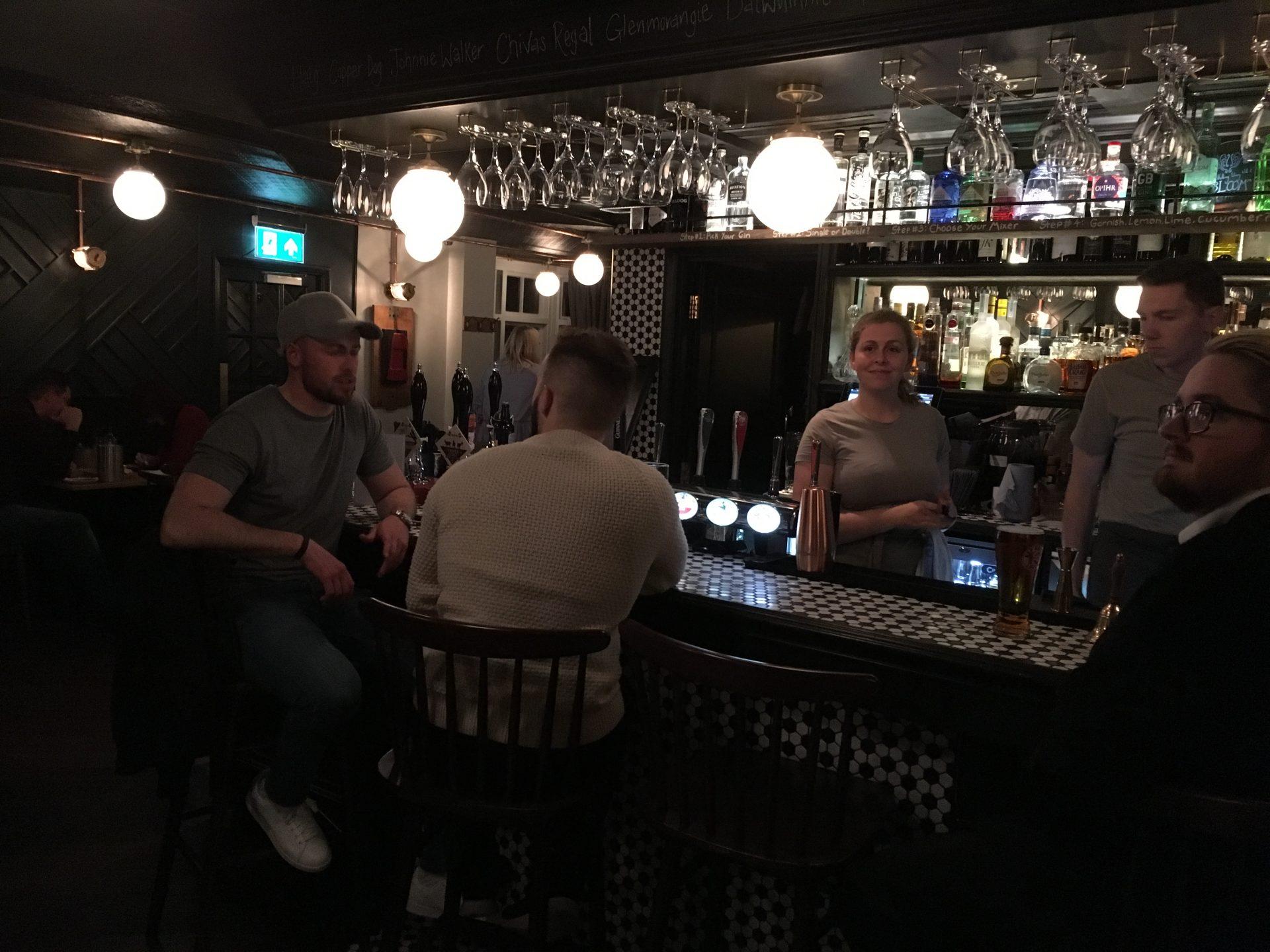 The Wheatsheaf Bar