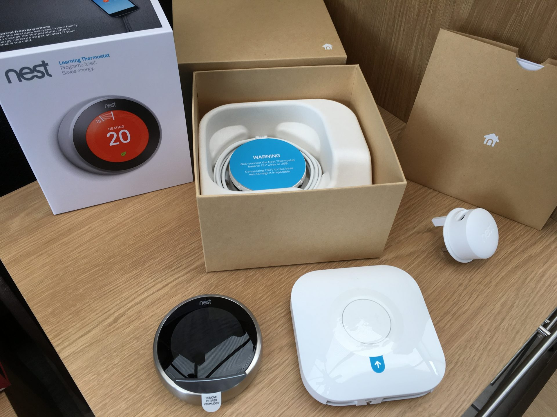 Terrific How To Install The Nest Learning Thermostat 3Rd Gen In A Y Plan Wiring 101 Orsalhahutechinfo