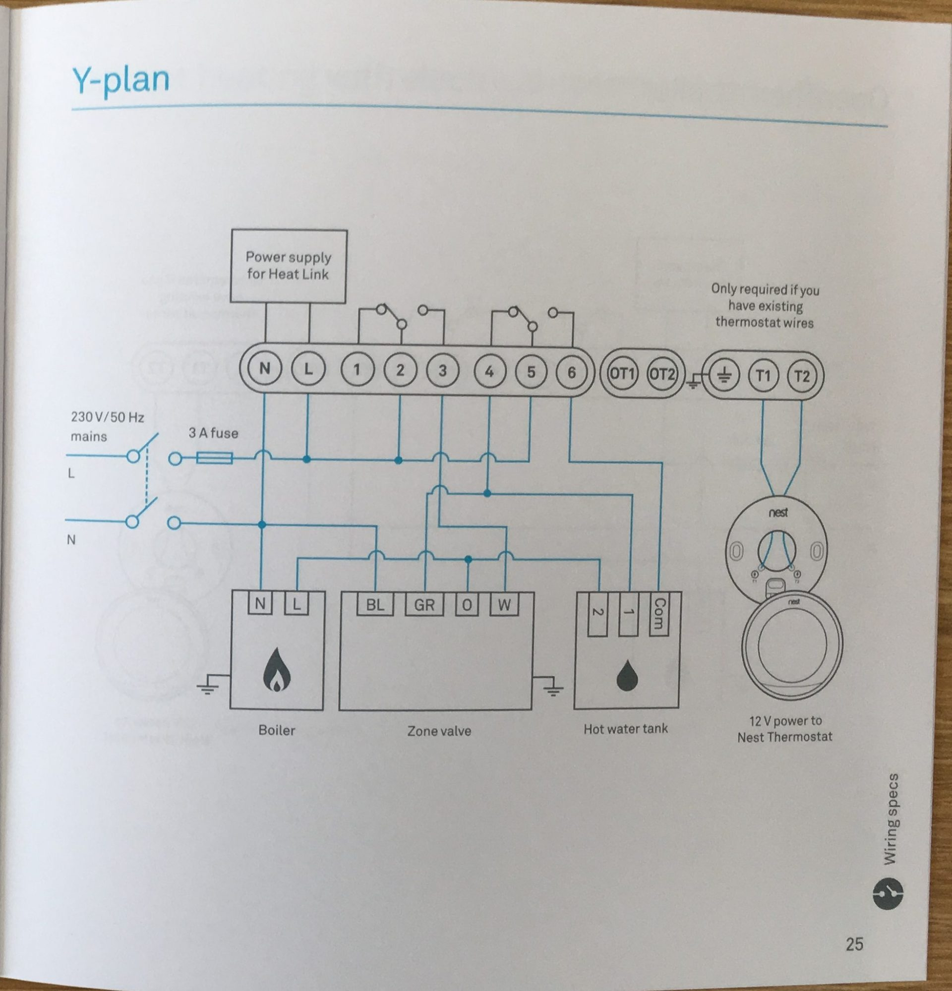 Boiler Thermostat Wiring Nest - Wiring Diagram Today on programmable thermostat for boiler, wireless thermostat for boiler, digital thermostat for boiler,