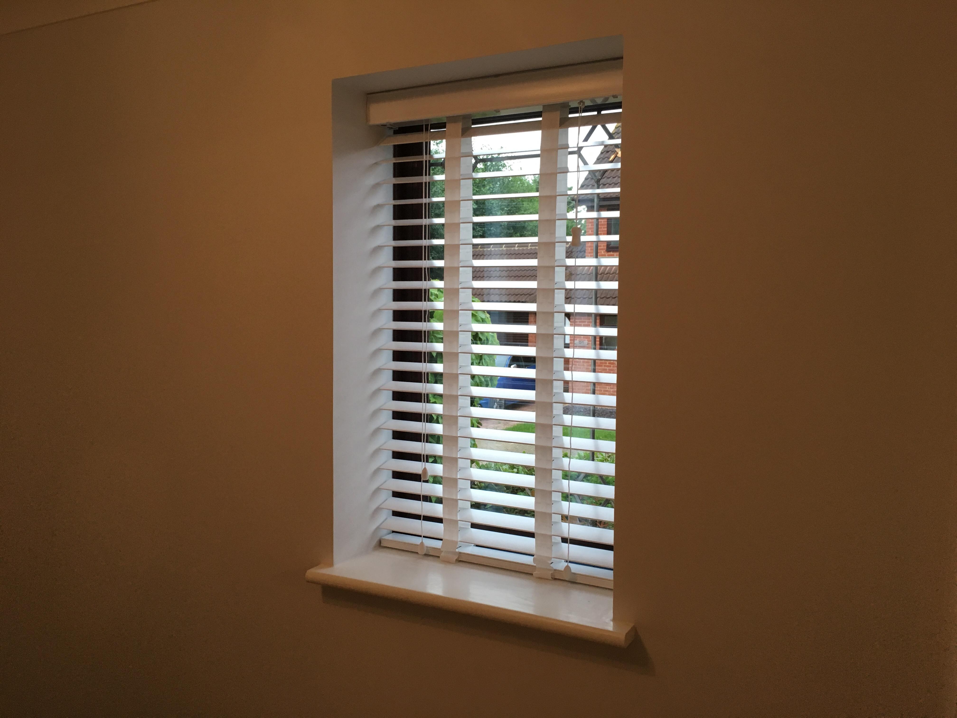 roman blind installing installation blinds window