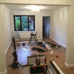 Laying Venezia Oak Laminate Flooring from Wickes