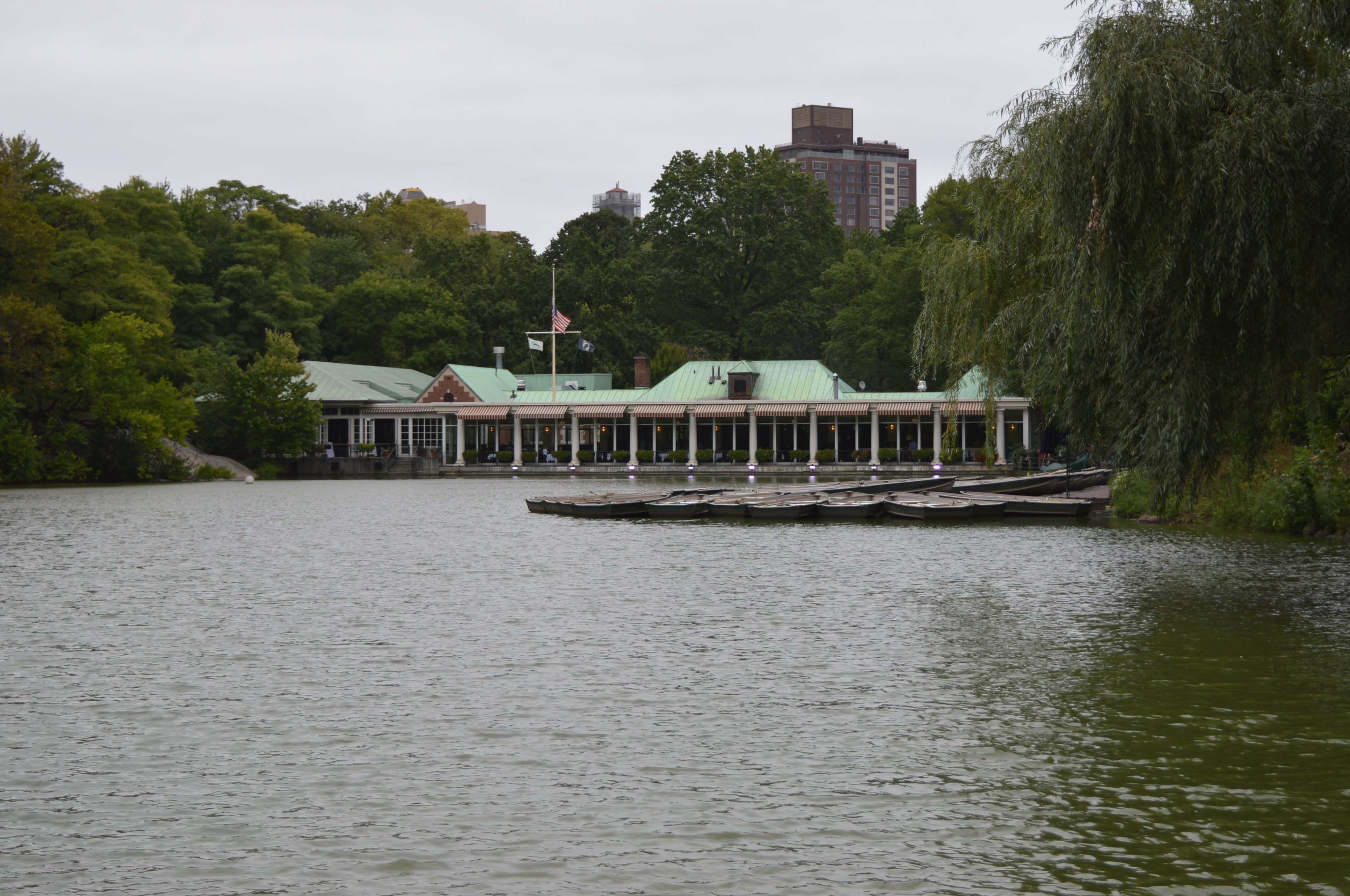 The Boathouse Central Park
