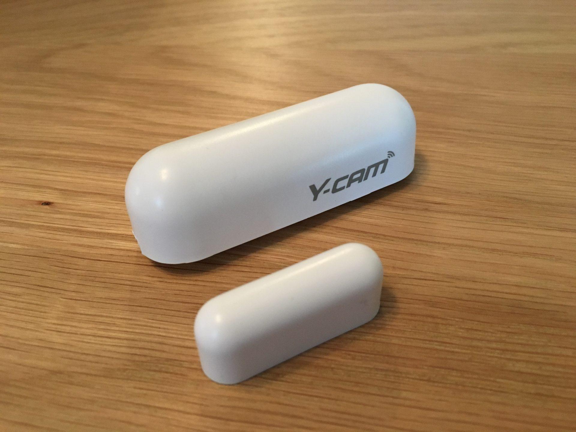 Y-cam Action Sensor