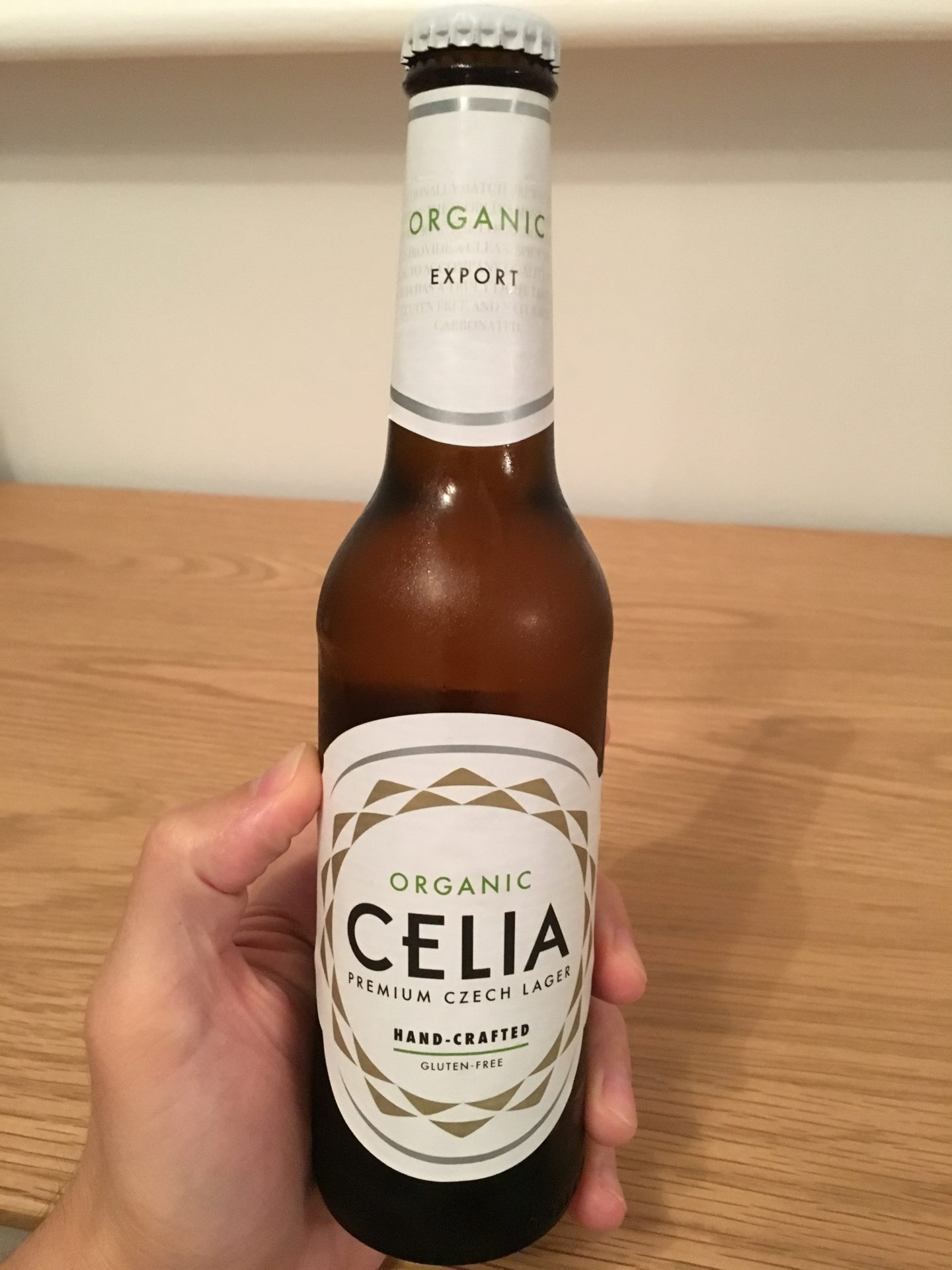 CELIA Organic Craft Czech Lager