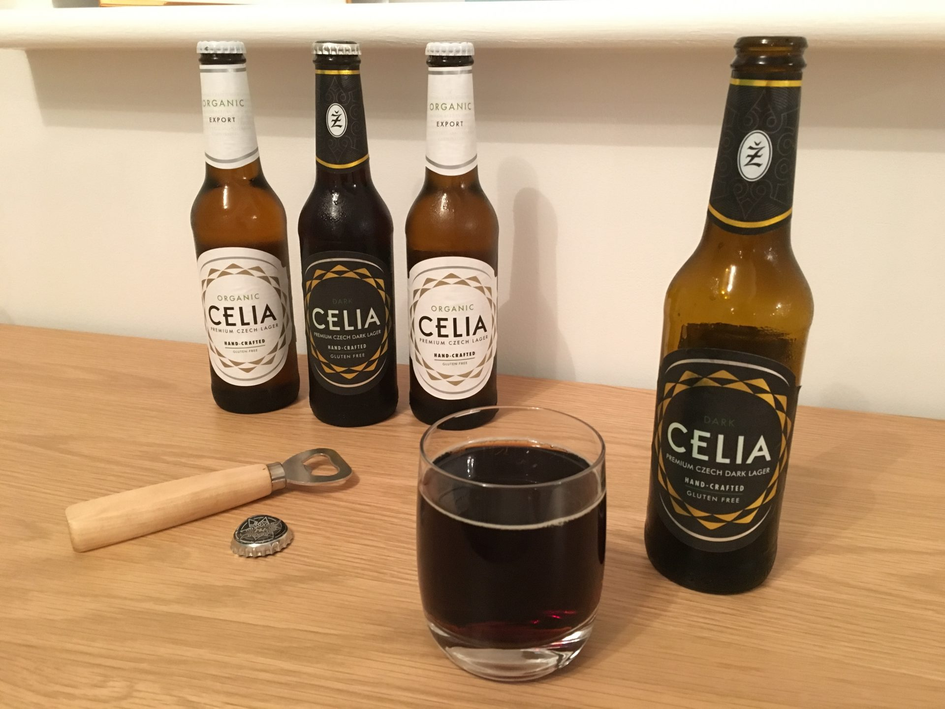 CELIA Dark Craft Czech Lager