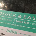 Trying out the Quick & Easy Dinner Menu at Jamie's Italian