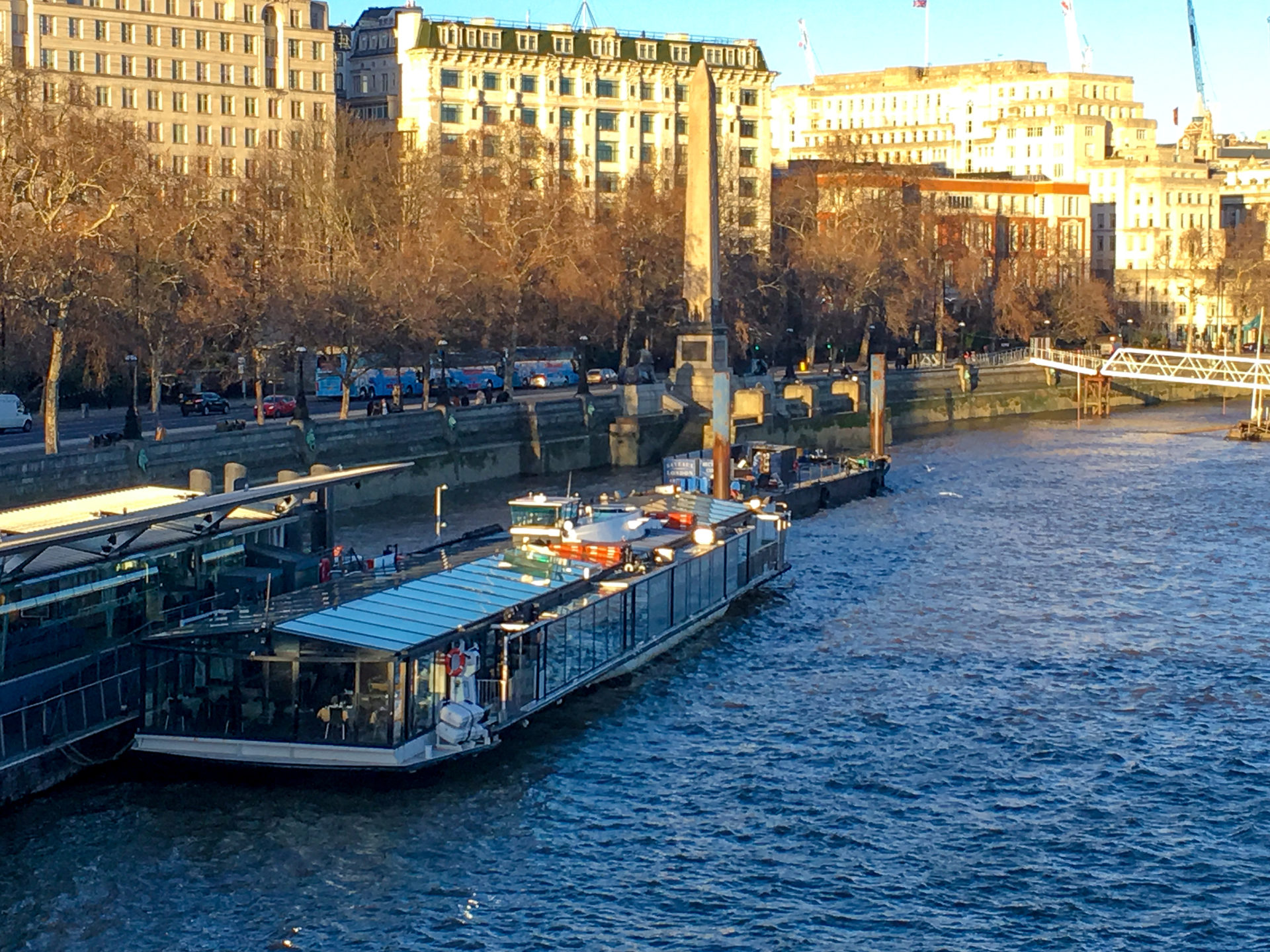 The Symphony -Bateaux London Cruise
