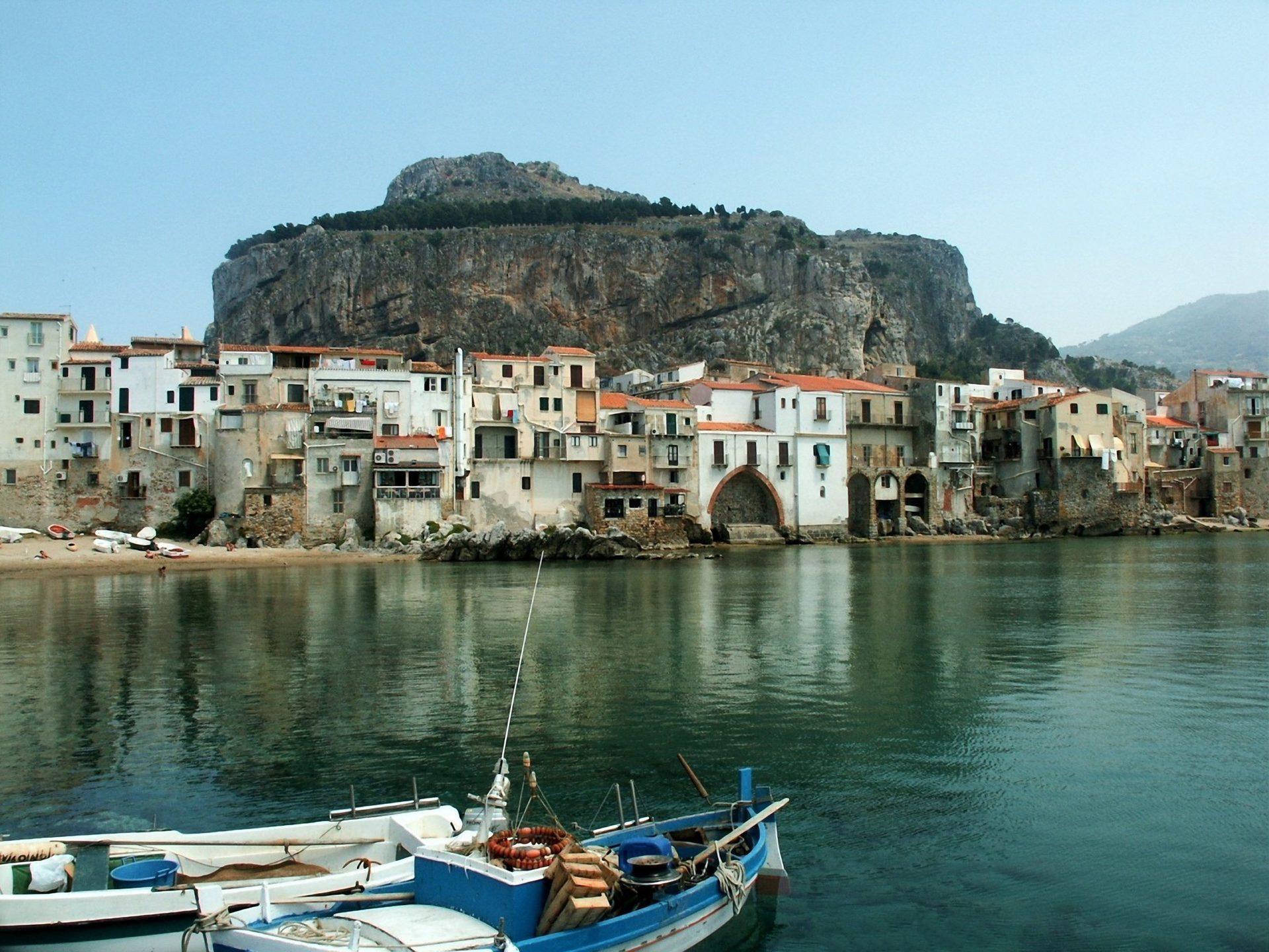 Cefalu Sicily