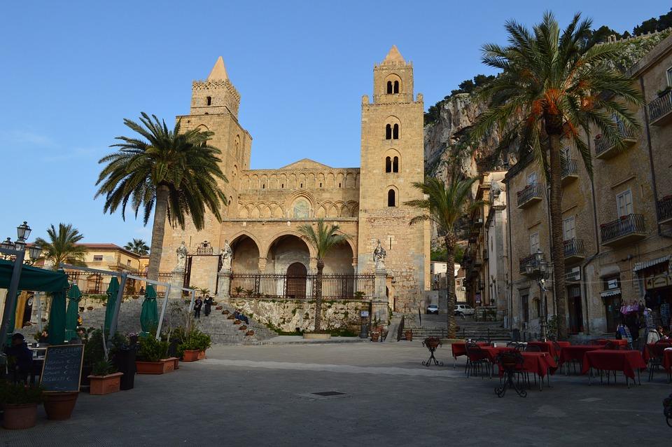 Cafalu Sicily