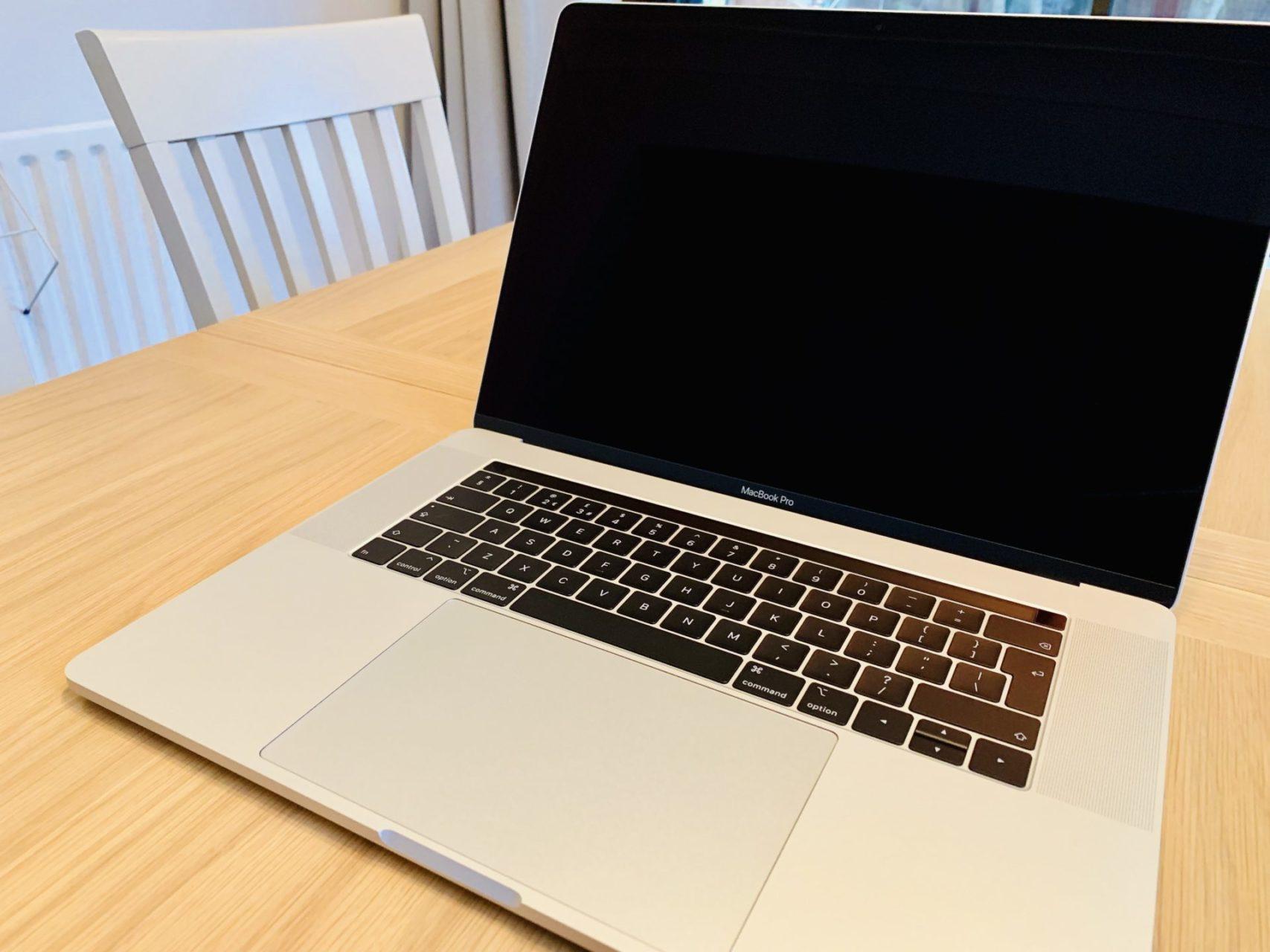 2018 MacBook Pro 15 inch