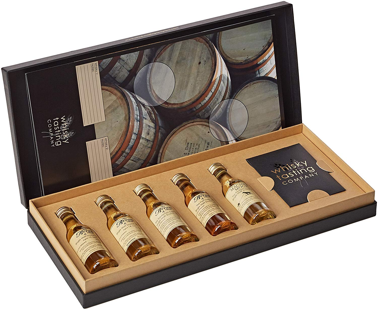 Arran Whisky Tasting Set
