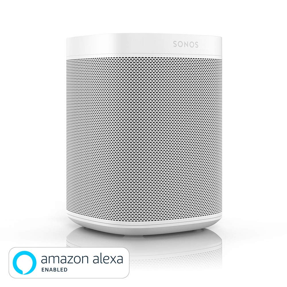 Sonos One (Gen 2) with Amazon Alexa Built-in